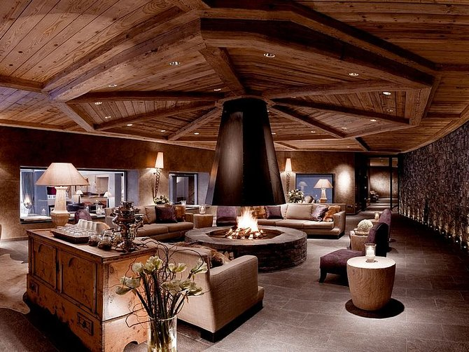 Palace Gstaad, Spa & Fitness