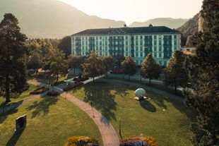 Grand Resort Bad Ragaz, Ausflugsziel Bad Ragaz