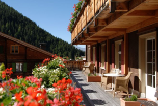 Hotel Ducan in Davos Monstein