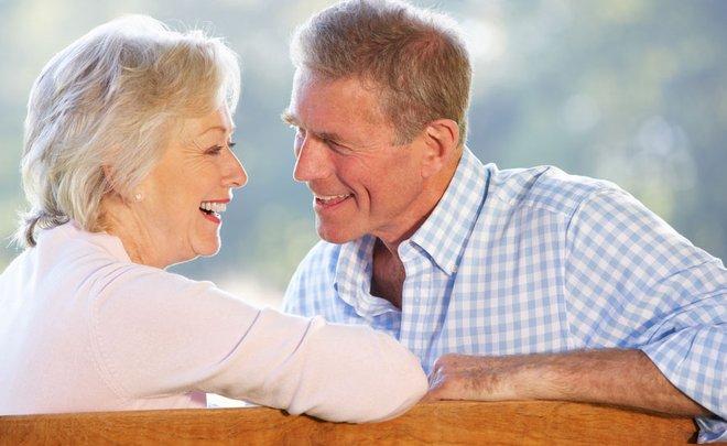 Partnersuche im internet senioren
