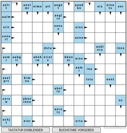Kreuzworträtsel Online