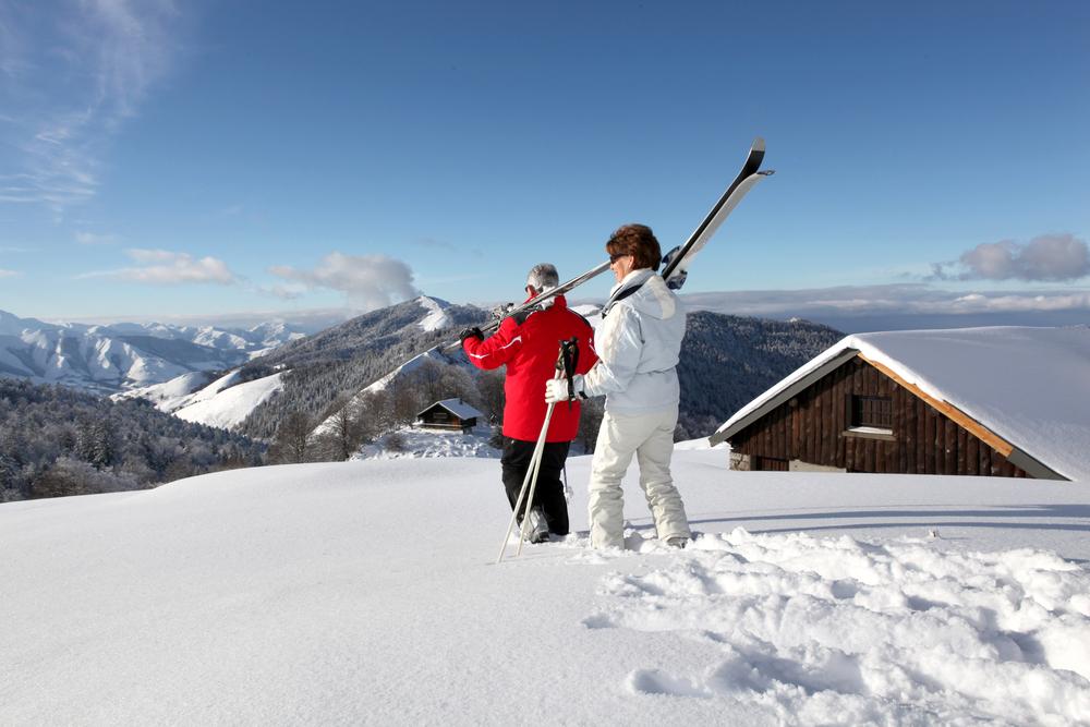 Tipps zum skifahren lernen im alter plus