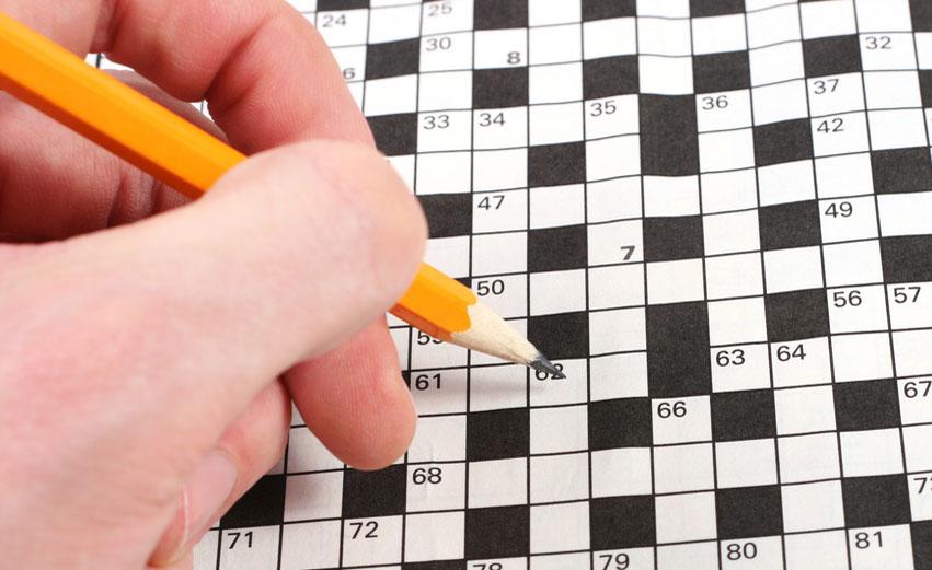 Lösen Kreuzworträtsel