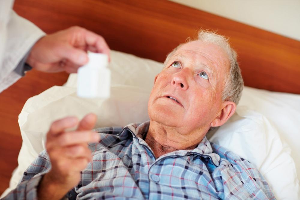 Mit Grippe ans Bett gefesselt – wer kümmert sich um