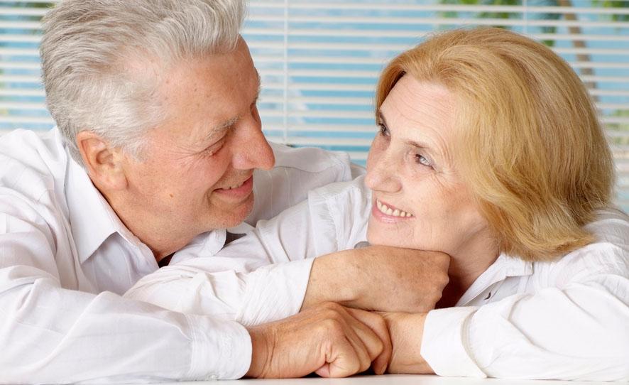 Datierung nach 50 und verwitwet