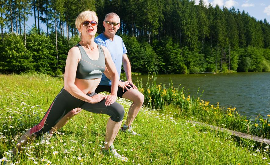 springen sie sich fit und happy im besten alter senioren haben mehr vom leben. Black Bedroom Furniture Sets. Home Design Ideas